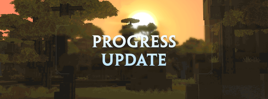 Hytale progress update
