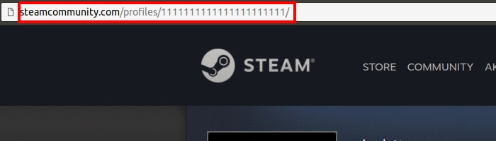 Copy Steam ID