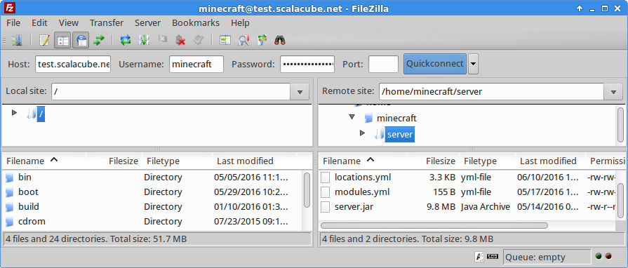 How to Edit Files Using FileZilla FTP