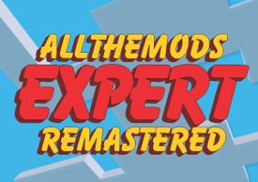 All The Mods Expert: Remastered Server Hosting Rental