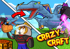 Crazy Craft 4 [OFFICIAL]