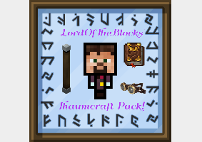 LordOfTheBlocks' Thaumcraft Pack