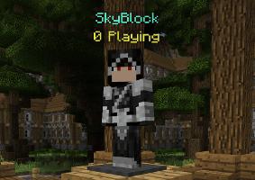 SkyBlock 1 12 2 Server Hosting Rental