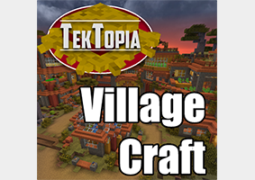 TekTopia VillageCraft