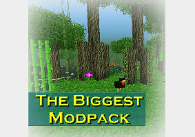 The Biggest Modpack